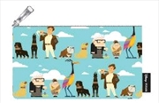 Up - Characters Print Pencil Case