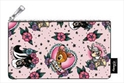Bambi - Bambi and Thumper Tattoo Print Pencil Case