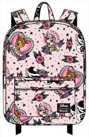 Bambi - Bambi and Thumper Tattoo Print Backpack