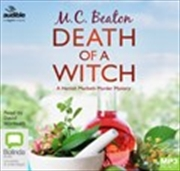 Death Of A Witch   Audio Book