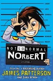 Not So Normal Norbert | Paperback Book