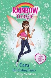 Rainbow Magic: Cara the Coding Fairy | Paperback Book