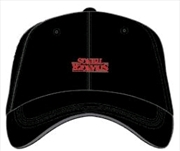 Stranger Things - Logo Upside Down Black Trucker Cap