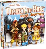 Ticket to Ride Europe First Journey   Merchandise