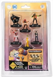 Heroclix - Harley Quinn & the Gotham Girls Fast Forces 6-Pack | Merchandise