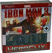 Heroclix - Iron Man 3 Mini Game | Merchandise