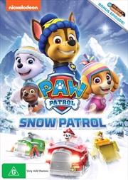 Paw Patrol - Snow Patrol | DVD
