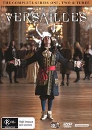 Versailles - Season 1-3 | Boxset