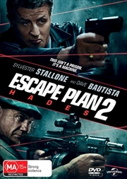 Escape Plan 2 - Hades | DVD