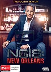 NCIS - New Orleans - Season 4 | DVD