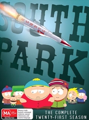 South Park - Season 21 | DVD