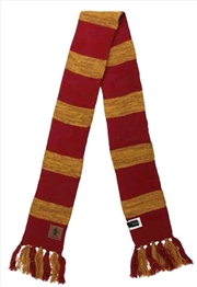 Harry Potter - Gryffindor Heathered Knit Scarf | Apparel