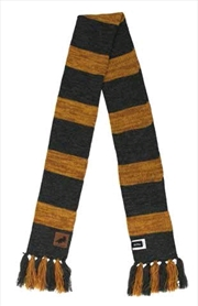 Harry Potter - Hufflepuff Heathered Knit Scarf | Apparel