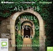 All This I Will Give to You (MP3)