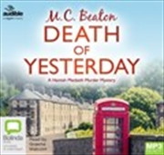 Death Of Yesterday | Audio Book
