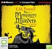 The Monastery Murders (MP3)