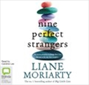 Nine Perfect Strangers | Audio Book