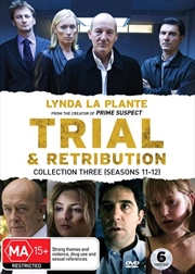 Trial and Retribution - Collection 3 - Season 11-12