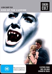 Kiss Of The Vampire | DVD