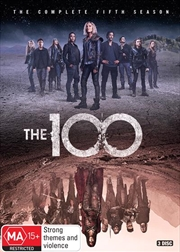 100 - Season 5, The | DVD
