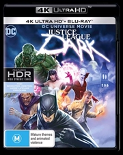 Justice League - Dark | Blu-ray + UHD