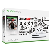 Xbox One Console S 1TB with NBA 2K19