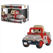 Jurassic Park - Park Vehicle Pop! Ride | Pop Vinyl