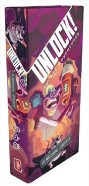 UNLOCK! A Noside Story (Secret Adventures)   Merchandise