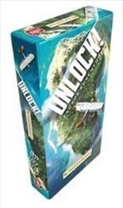 UNLOCK! The Island of Doctor Goorse (Escape Adventures)   Merchandise