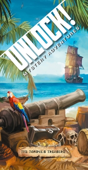 UNLOCK! The Tonipal's Treasure (Mystery Adventures) | Merchandise