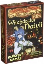Red Dragon Inn Allies Witchdoctor Natyli | Merchandise