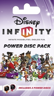Disney Infinity Power Disc Two Pack (Wave 3) | Games