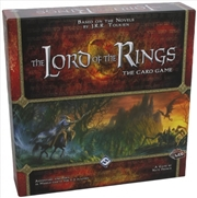 Lord Of The Rings Card Game | Merchandise