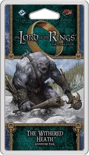 Lord of the Rings LCG - The Withered Heath Adventure Pack | Merchandise