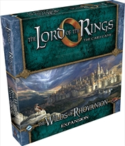 Lord of the Rings LCG - The Wilds of Rhovanion | Merchandise