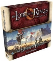 Lord of the Rings LCG - The Sands of Harad | Merchandise