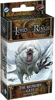 Lord of the Rings LCG - The Redhorn Gate