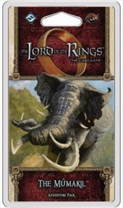 Lord of the Rings LCG - The Mumakil Adventure Pack | Merchandise