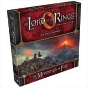 Lord of the Rings LCG - The Mountain of Fire | Merchandise