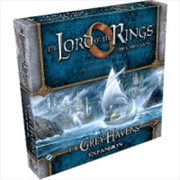 Lord of the Rings LCG - The Grey Havens