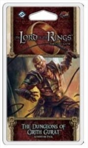 Lord of the Rings LCG - The Dungeons of Cirith Gurat Adventure Pack