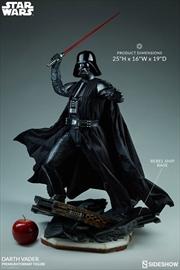 Star Wars - Darth Vader Premium Format 1:4 Scale Statue