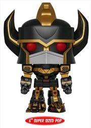 "Power Rangers - Megazord Black and Gold 6"" Pop! Vinyl [RS]"