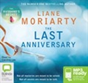 The Last Anniversary (MP3) | Audio Book