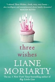 Three Wishes | Paperback Book