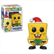 Spongebob - Spongebob (Xmas) Pop! | Pop Vinyl