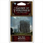A Game of Thrones LCG: The Red Wedding | Merchandise