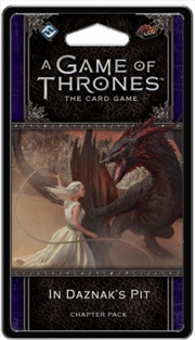 A Game of Thrones LCG - In Daznaks Pit Chapter Pack