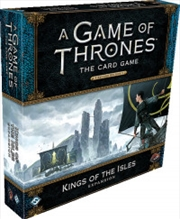 A Game of Thrones LCG - Kings of the Isles Deluxe Expansion