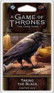 A Game Of Thrones LCG 2nd Edition Taking the Black | Merchandise